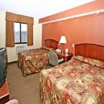 2 Double Bed Guest Room