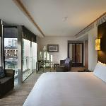 Luxury Room with Marina view