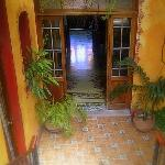 Bilde fra Casa Sacnicte Bed and Breakfast