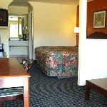 Bild från Oxford Inn & Suites Webster
