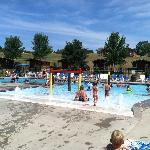 Sioux Falls Yogi Bear campground pool