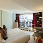 Double room Jungfrau view