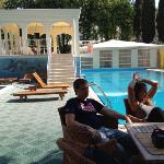 porto mare swimming pool may 2012
