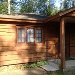 Outside of Cabin#2