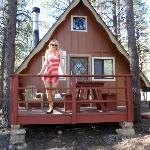  Cute cabin