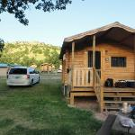 Spokane Creek Cabins & Campgroundの写真