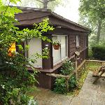 Foto de Churchwood Valley Holiday Cabins