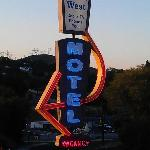 Foto van Trail West Motel