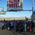 Ranch Motel Foto