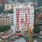 Tune Hotel Makati (Building in Progress)