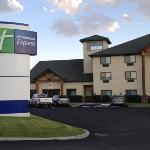 Foto van Holiday Inn Express Heber City