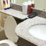  Newly remodeled bathroom!