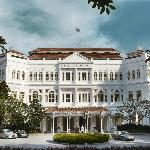 Raffles Hotel - Singapore