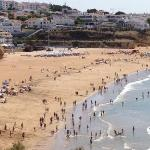  albufeira main beach