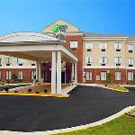 Holiday Inn Express  & Suites Thornburg (I-95 Exit 118) Foto