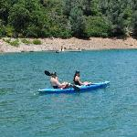 Lots to do on Lake Shasta