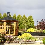  Gazebo in Garden