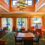 Fairfield Inn & Suites Charlottesville North照片