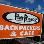 Point Break Backpackers & Cafe