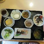  Japanese style breakfast