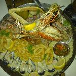  BIG seafood platter