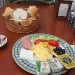 Our Breakfast İs Free