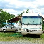 RV camp site B1
