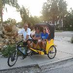 ‪Sun Ride Pedicab & Historic Tours‬