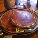 now that's a pancake!!!