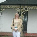 Me outside Strathwhillan H