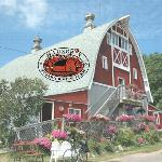  Hauser orchard and barn