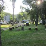 Foto di Fort Ponderosa Campground