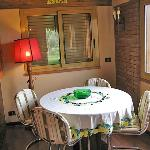  Chalet: dining room