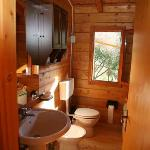  Chalet: bathroom