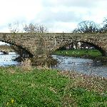  The roman Bridge Musselburgh