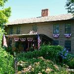 Bed and Breakfast at Roseledge Herb Farm