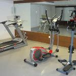 Top3 Lords Resort, Fitness Centre