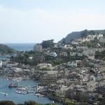 Salcombe view across to Ria View