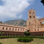 The cloisters at Monreale