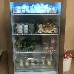  Beverage Cooler in Dining Room - yogurts, etc.