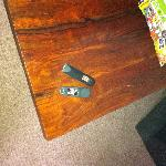 REMOTE CONTROLS MISSING BACKS