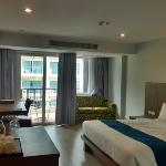 The Stay Hotel resmi