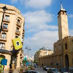 Around Beirut Souks (downtown area)