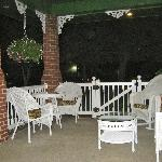 Another picture of the porch