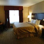 Foto di Comfort Suites Anchorage International Airport