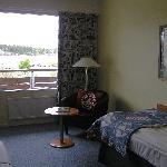 Room 204 with balcony