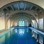 Berkeley City Club Pool.