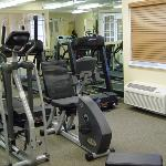  Candlewood Suites Harrisonburg Gym
