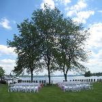 Lakeside ceremonies