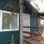  Front door Cabin 2